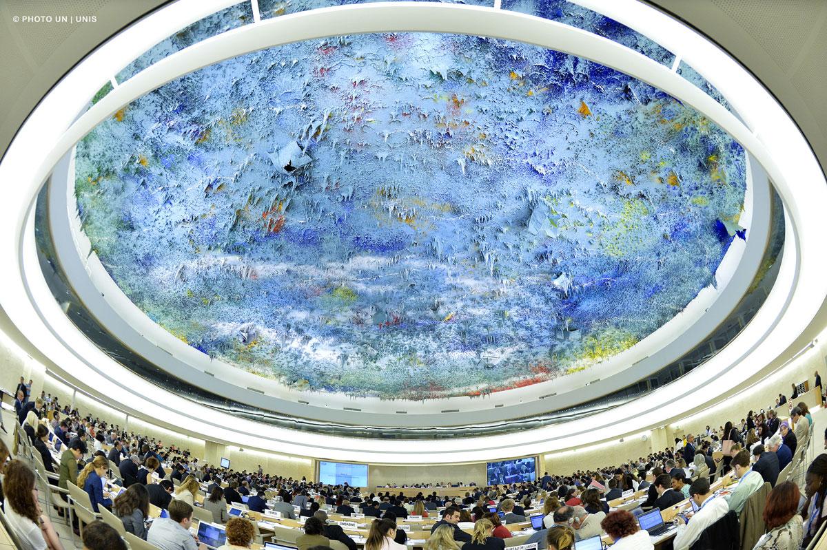 Consejo de Derechos Humanos prorroga el mandato de dos relatores especiales y un grupo de trabajo