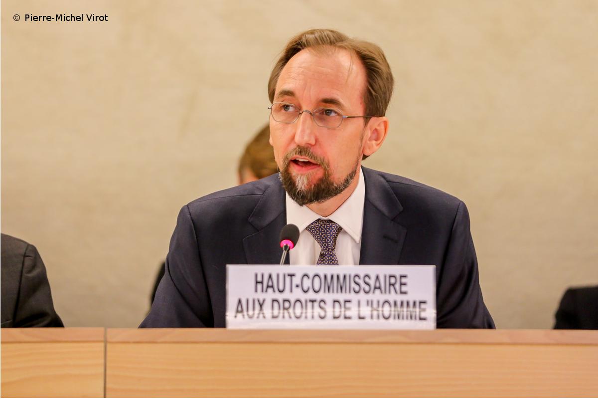 """""""Nunca hay justificación para degradar, denigrar o explotar a otros seres humanos"""": nuevo Alto Comisionado de Derechos Humanos de la ONU"""