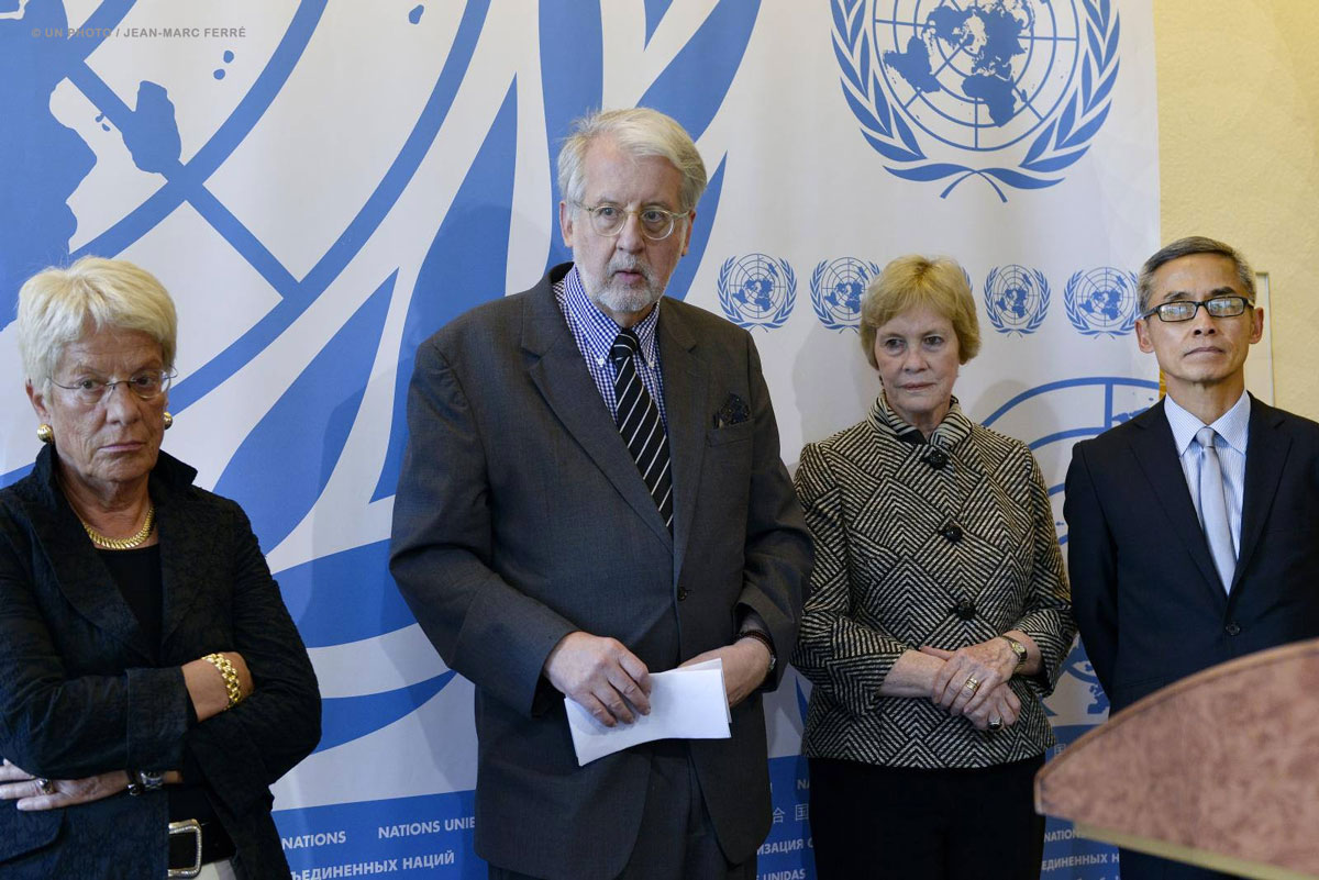 El gobierno de Siria continúa siendo el principal responsable de la muerte de civiles en el país