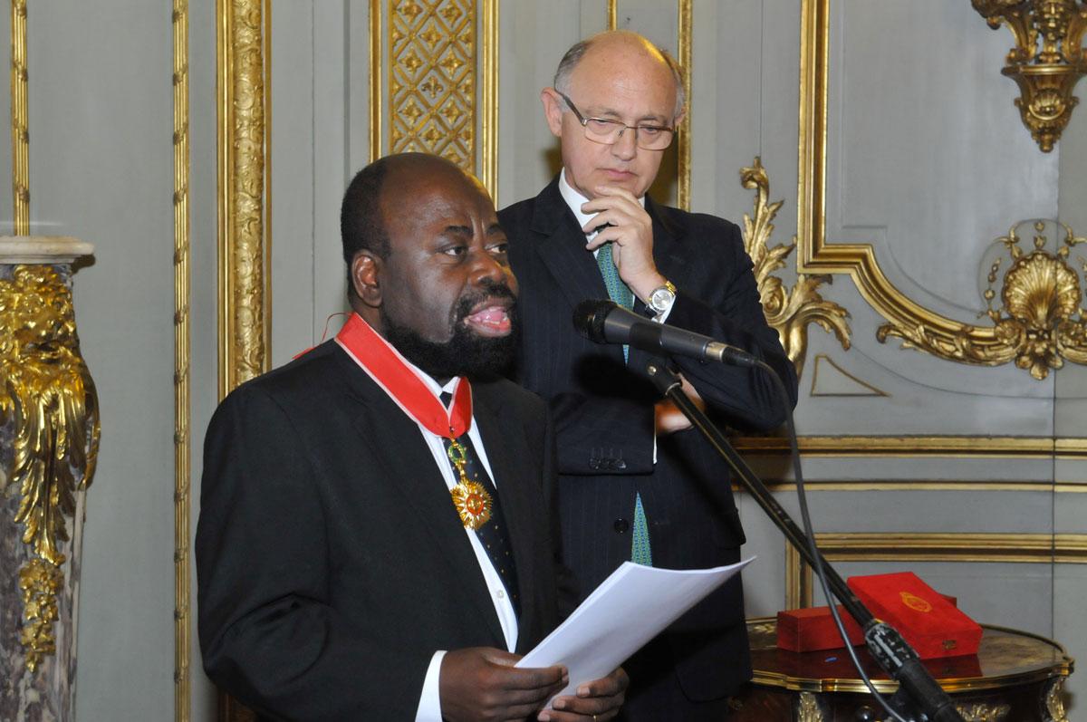 """""""Los defensores nos debemos a las víctimas"""": Cruz Melchor Eya Nchama"""