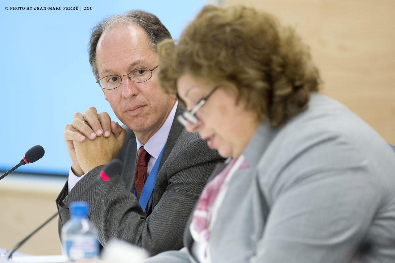 """Experto ONU: """"No existen atajos para alcanzar la reconciliación social"""""""