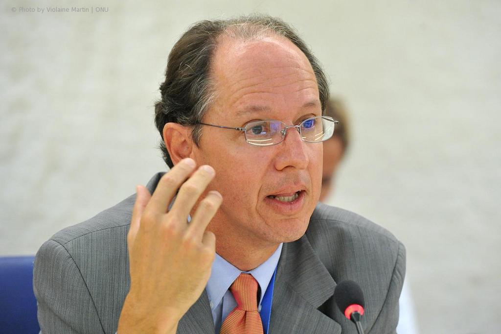 """De Greiff: """"Medidas de justicia transicional son claves para reforzar la credibilidad del Estado"""""""