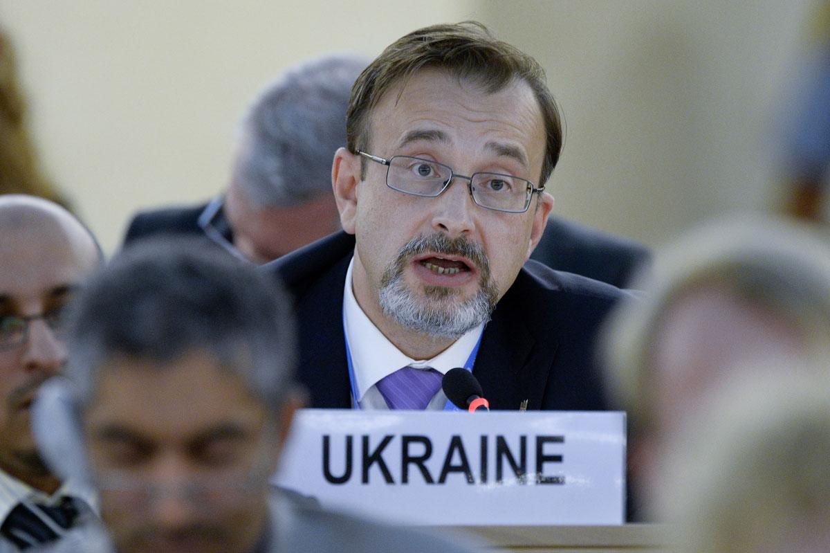 """""""En Ucrania el imperio de la ley ha sido reemplazado por el del miedo y la intimidación"""": Alto Comisionado de la ONU para los Derechos Humanos"""