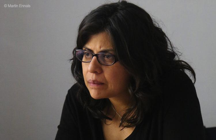 Alejandra Ancheita, Premio Martin Ennals, denuncia «violencia desbordada» en México