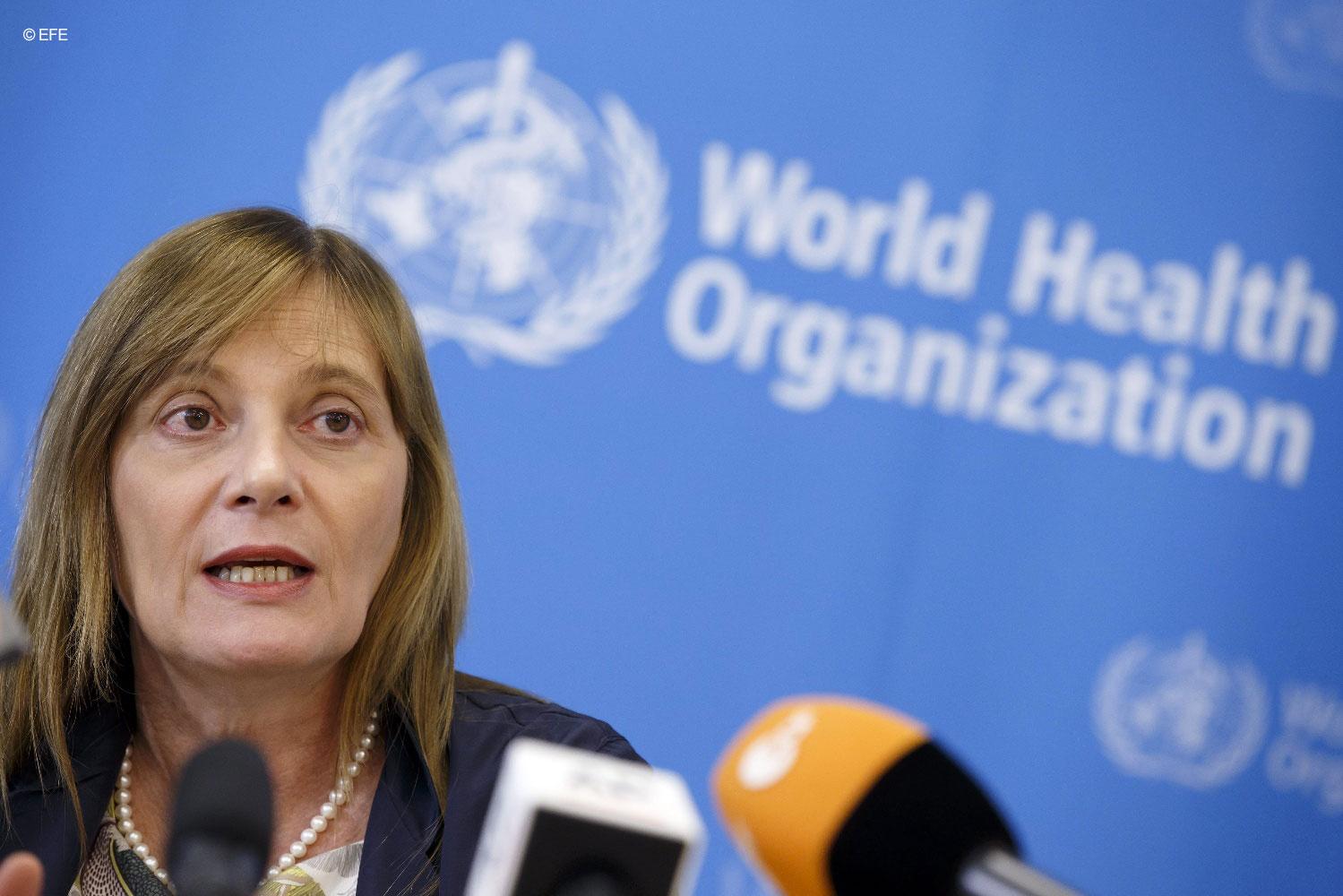 OMS probará vacunas experimentales contra el ébola en Ginebra y Lausana