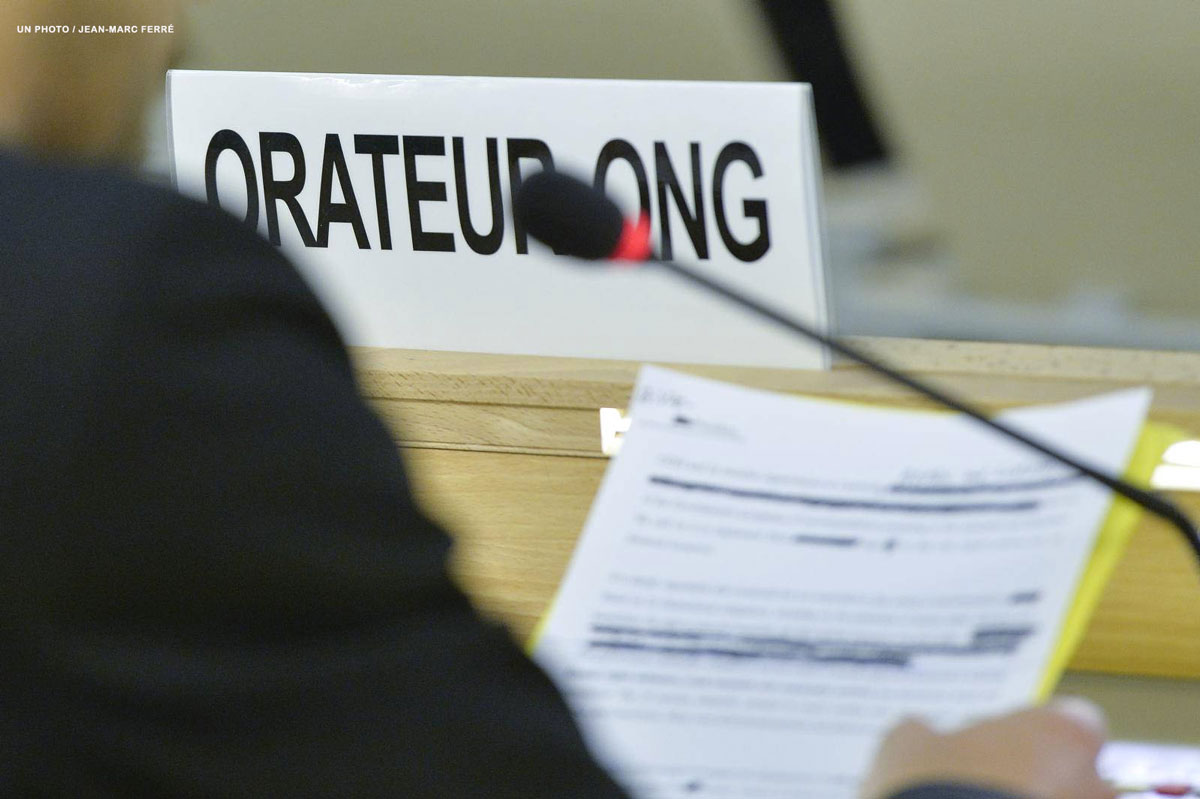 ONG urge visita del Relator sobre desplazados a Colombia