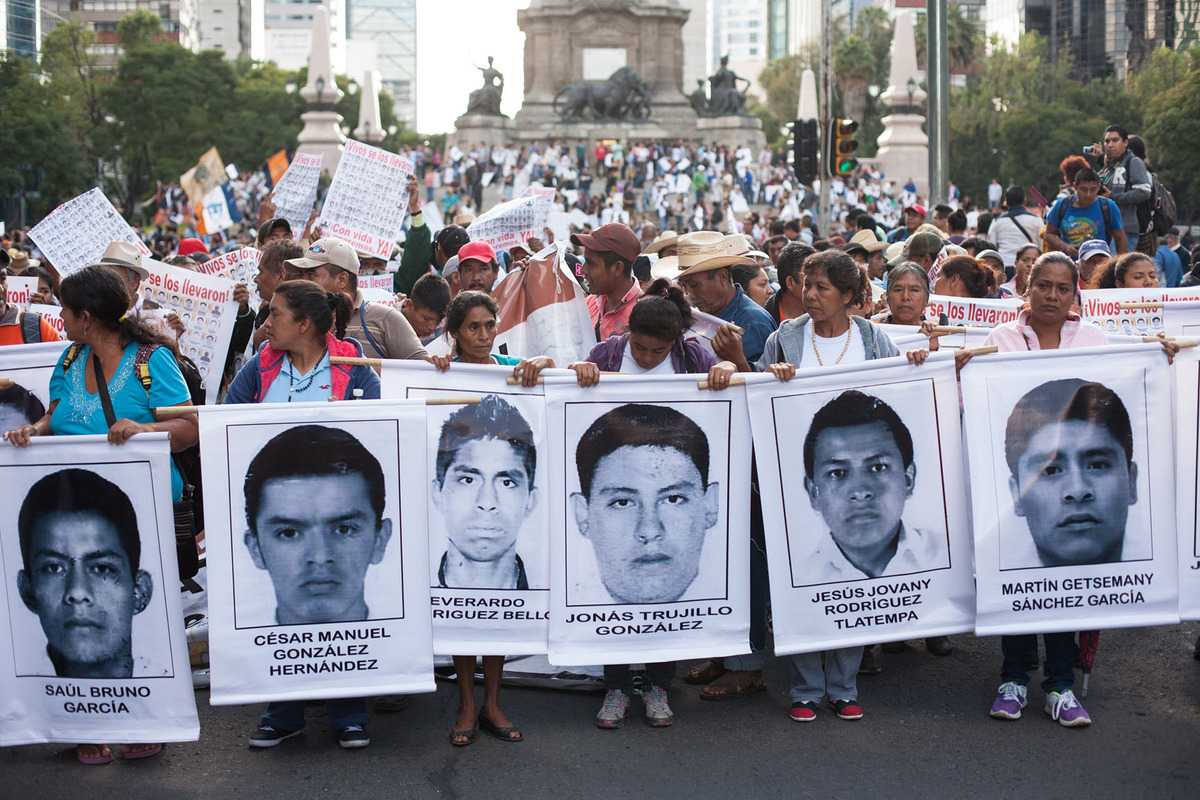 Caso Ayotzinapa: Mexico enfrentará examen ante Comité contra las Desapariciones Forzadas
