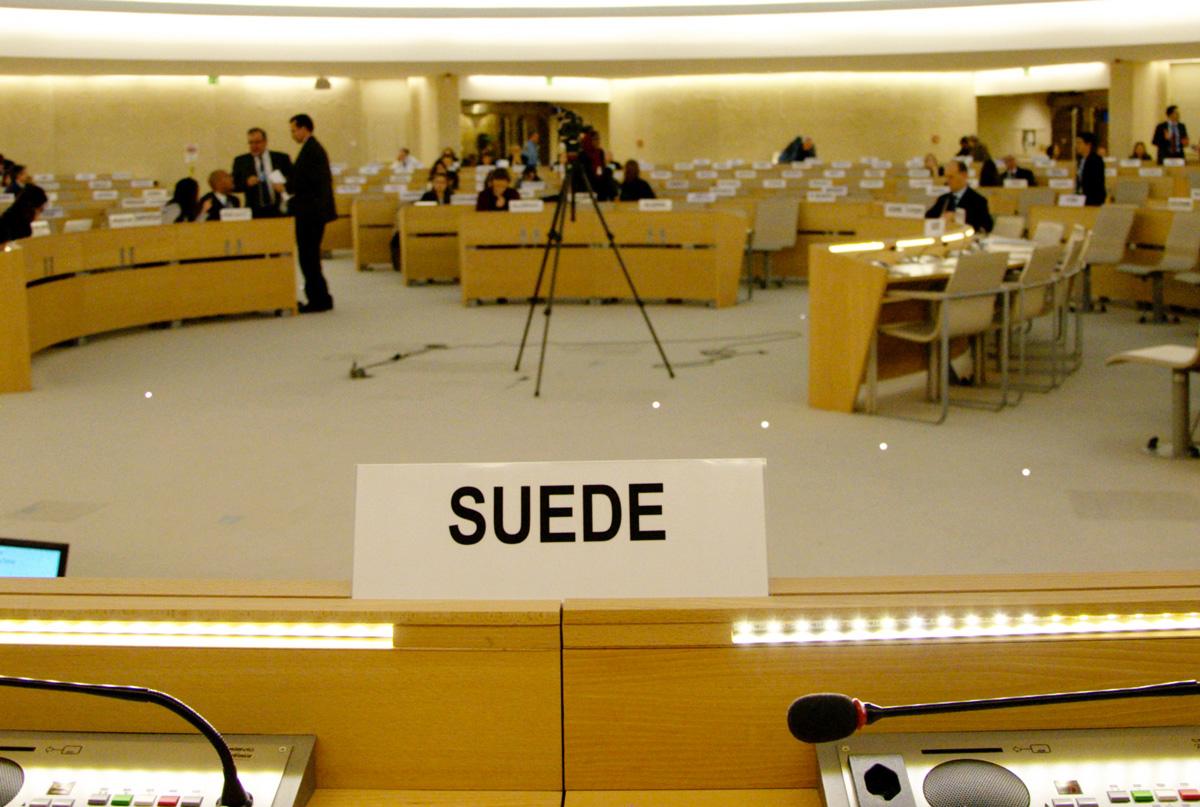 Suecia rechazó en la ONU recomendación de robustecer cooperación judicial internacional