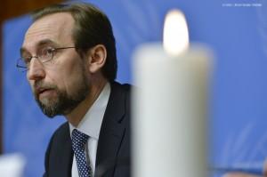 El Alto Comisionado de la ONU para Derechos Humanos Zeid Ra'ad Al Hussein sostuvo que ni  el islam ni el multiculturalismo en Europa son los culpables de los ataques sangrientos.