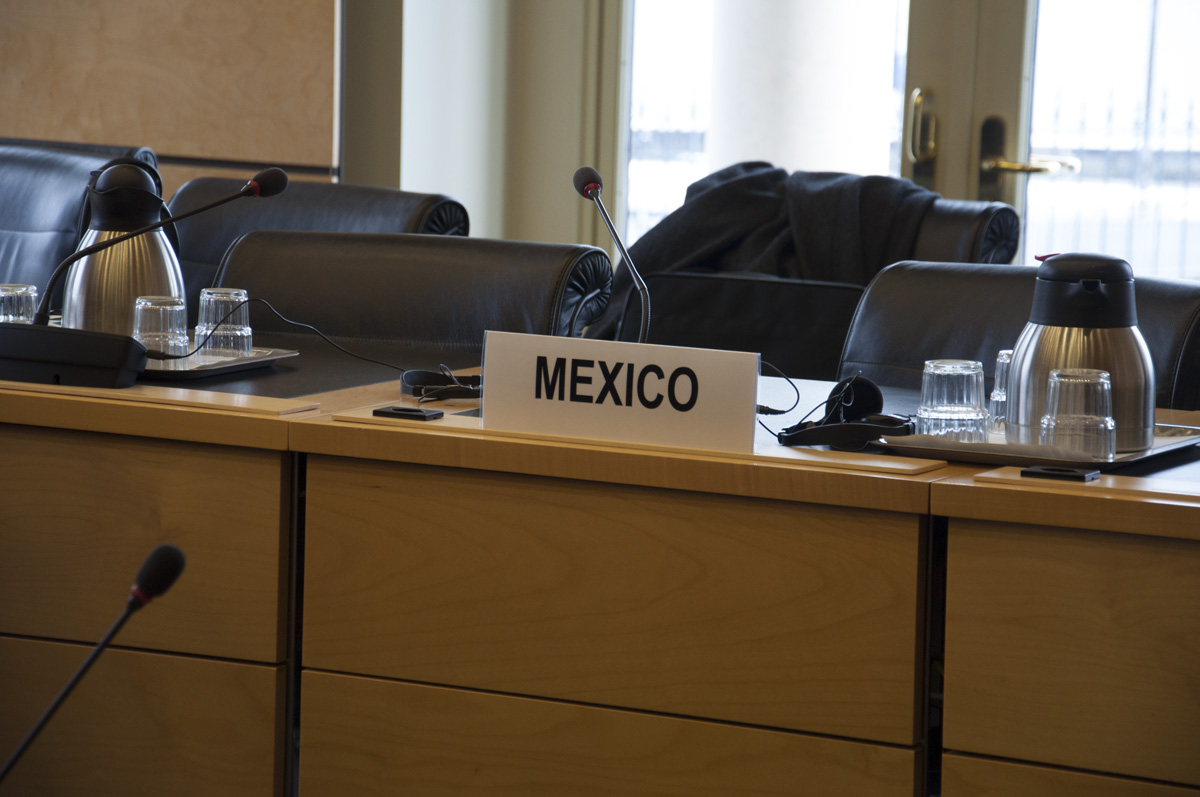 Actualización! Foto reportaje: Comité contra las Desapariciones Forzadas examina a México