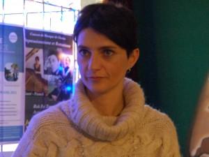 Gabriella Citroni, asesora jurídica de Track Impunity Always, TRIAL