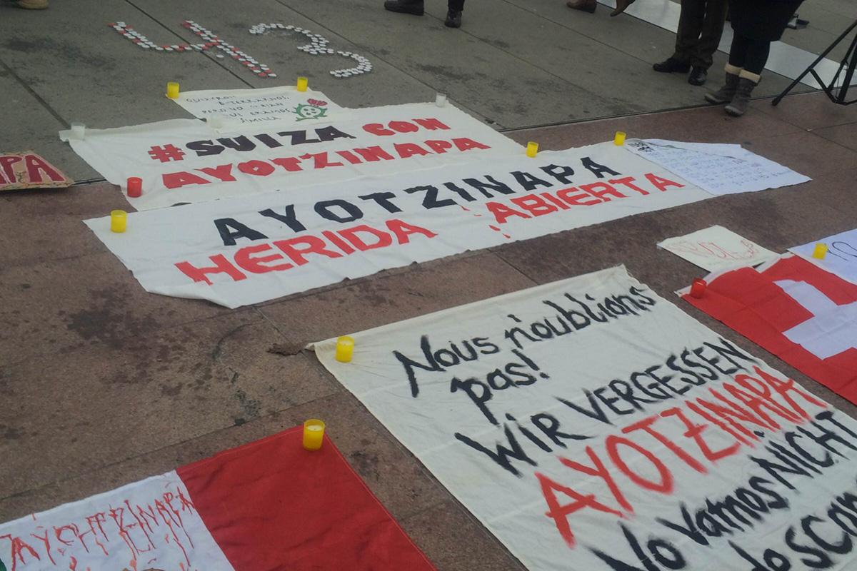"""""""El caso Ayotzinapa acaba de nacer jurídicamente"""": experto"""