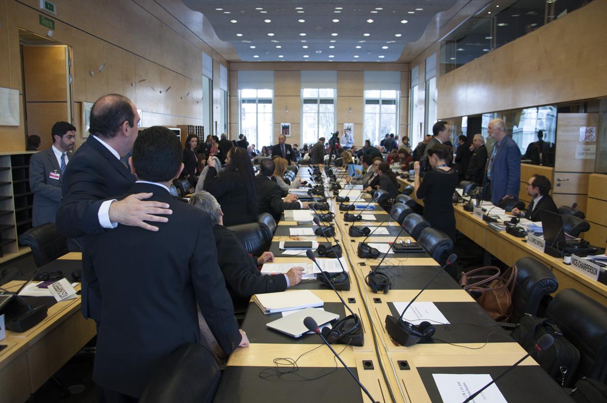 Comité de la ONU contra las desapariciones forzadas concluye examen a México