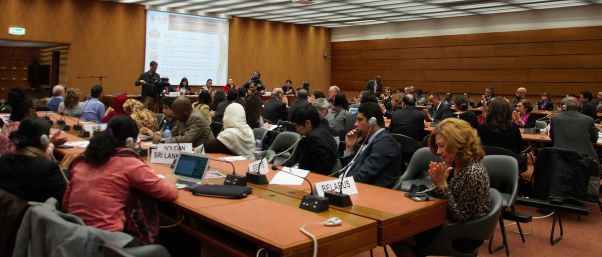 Países expresan en la ONU su solidaridad con Venezuela