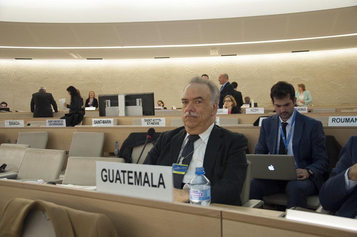 Guatemala cuestiona informe de OACNUDH y defiende su postura sobre amnistías