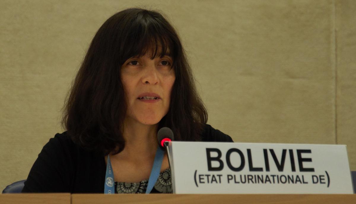 Bolivia rendirá cuentas ante Comité sobre discriminación de la mujer