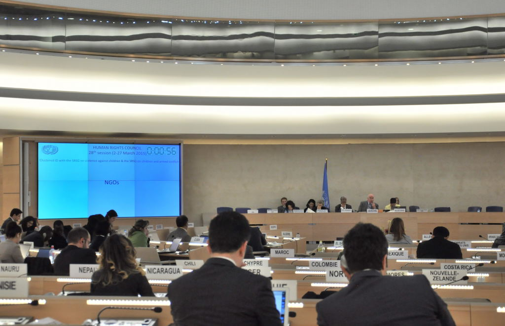 ONG pide a ONU llevar tema de derechos de los niños al proceso de paz en Colombia