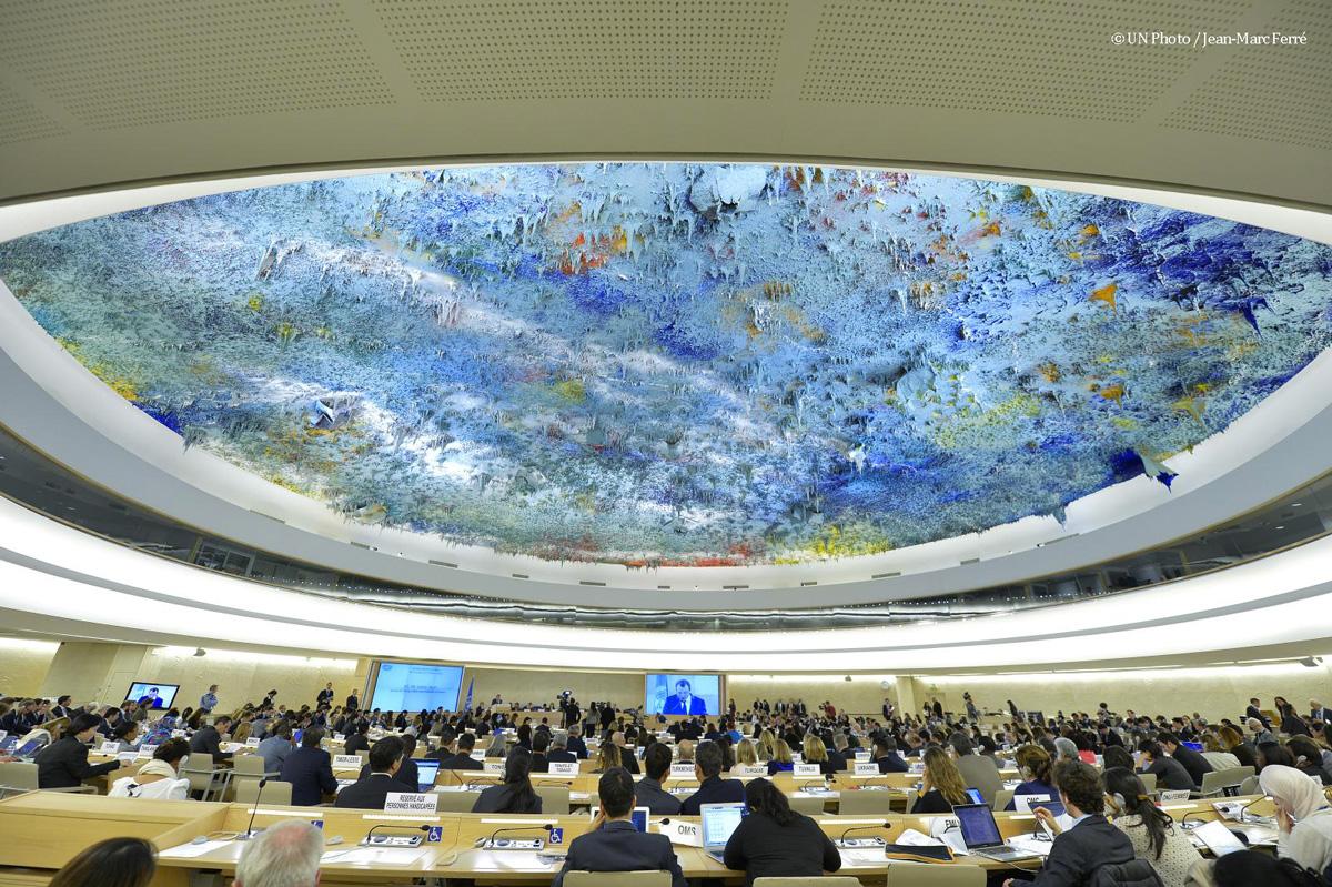 Países latinoamericanos votan en bloques resoluciones del Consejo de Derechos Humanos