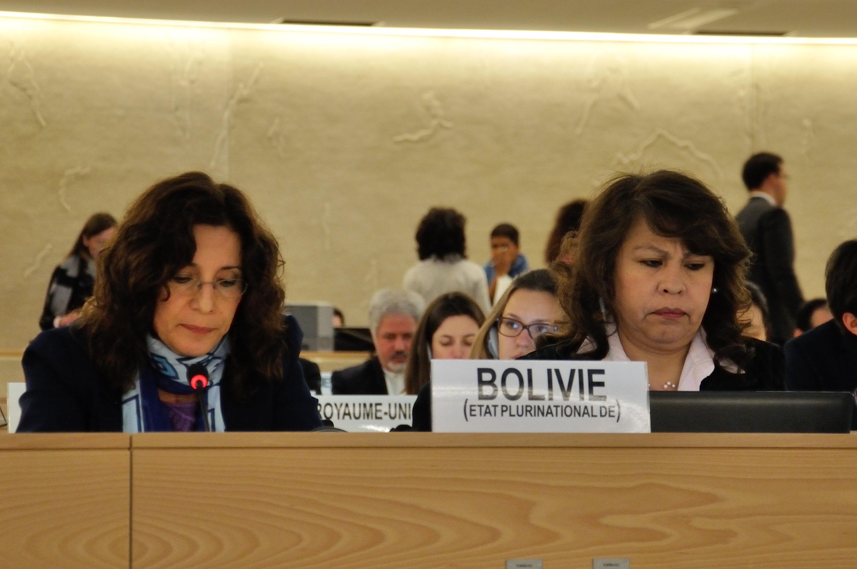ACNUDH preocupado por feminicidios y problemas estructurales de la justicia en Bolivia