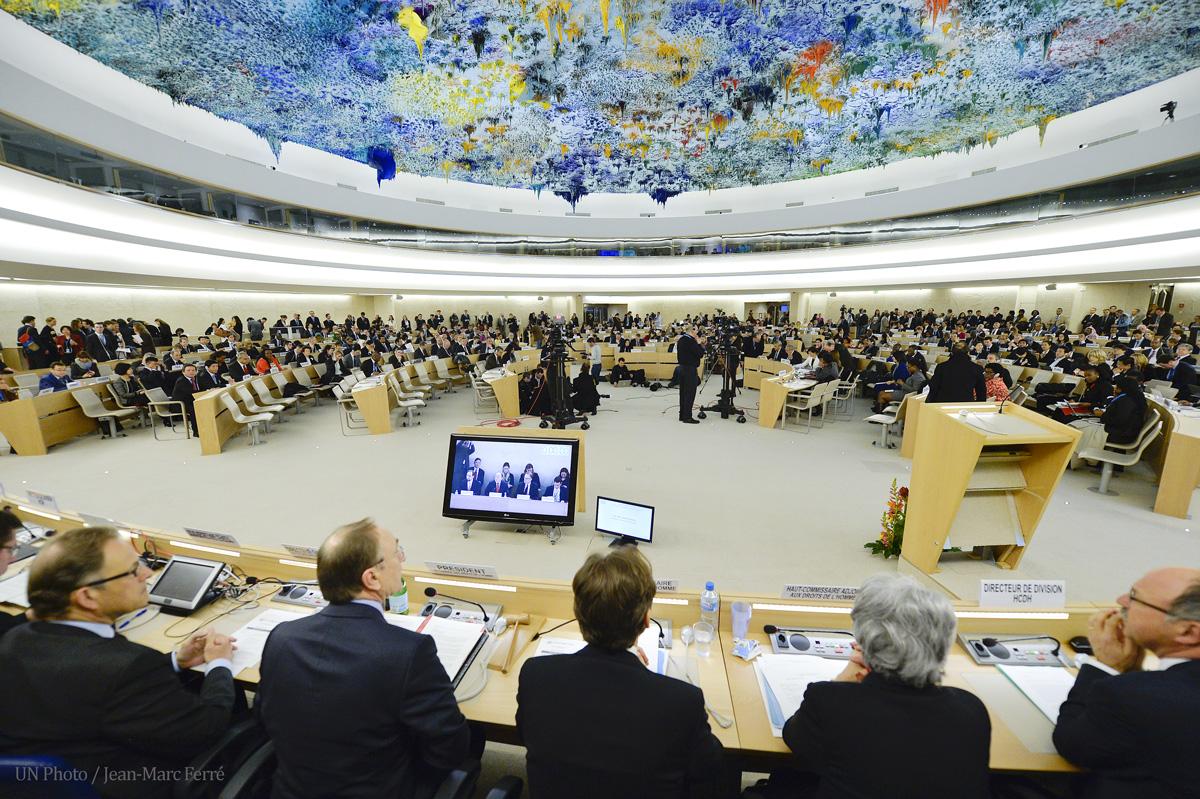 """Argentina denunció en la ONU a los """"fondos buitre"""" por violar los derechos humanos"""