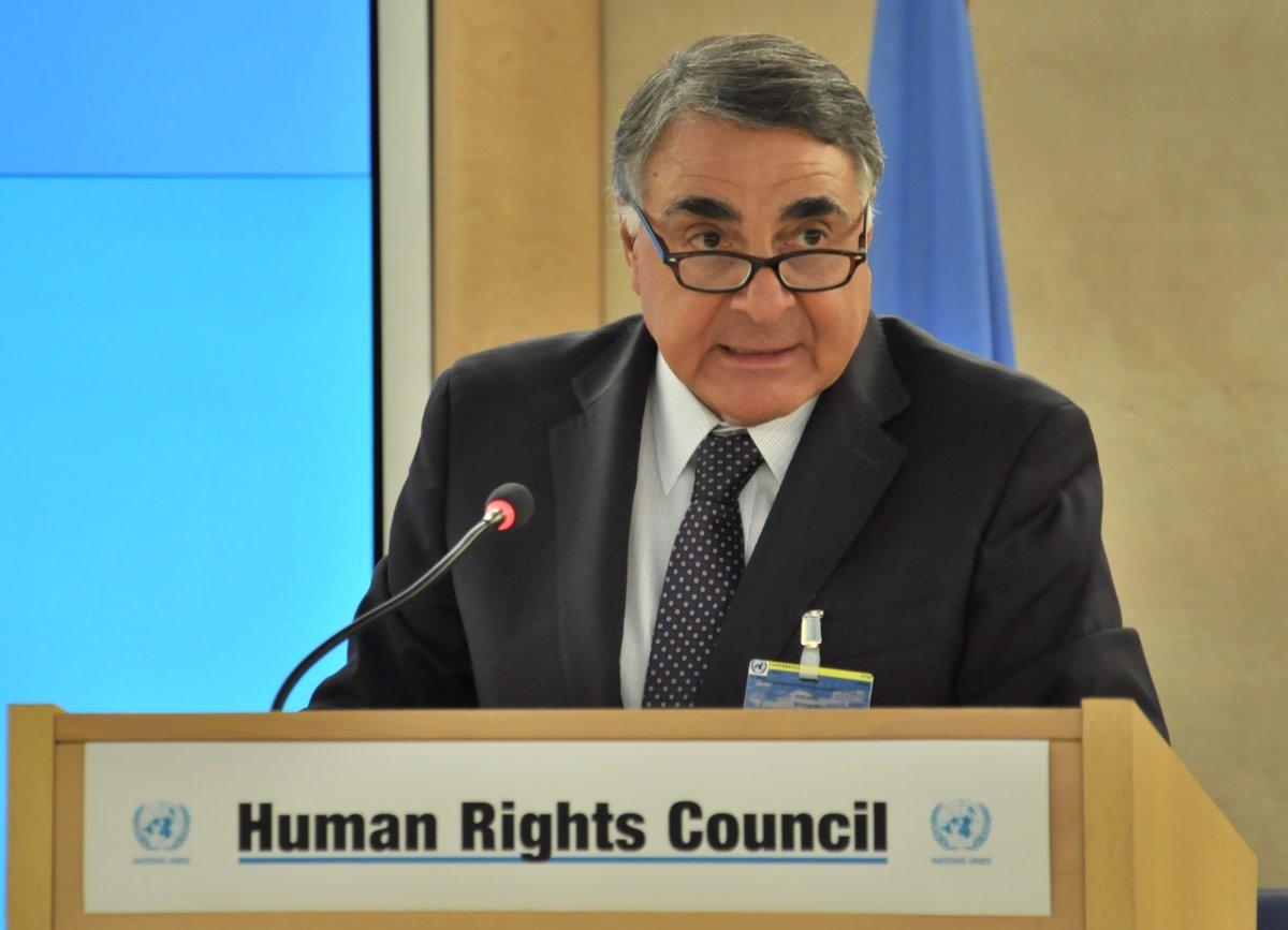 Chile reitera en ONU su compromiso con el sistema internacional de derechos humanos