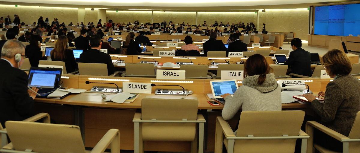 ONU debate sobre Palestina; Israel y Estados Unidos no acuden a la sala