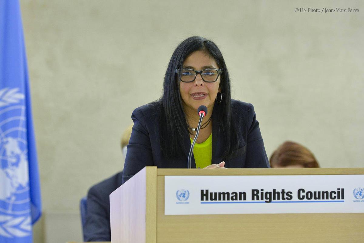Defiende Venezuela su política de Derechos Humanos