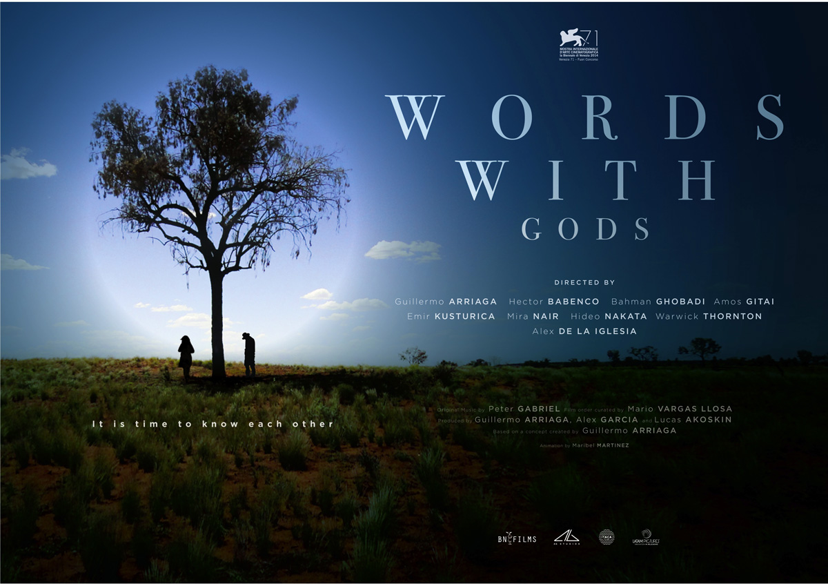 """""""Words with Gods"""", nueve cortometrajes, un mensaje: las religiones diferentes tienen que unir a los humanos"""