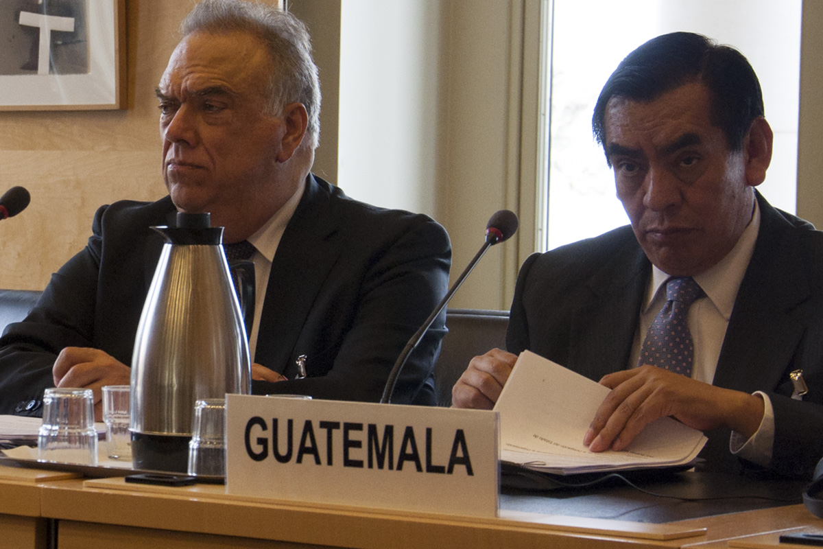 ONU alerta sobre conflictividad por falta de consulta a pueblos indígenas en Guatemala