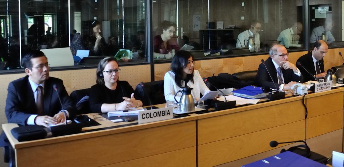 ONU preocupada por situación carcelaria en Colombia
