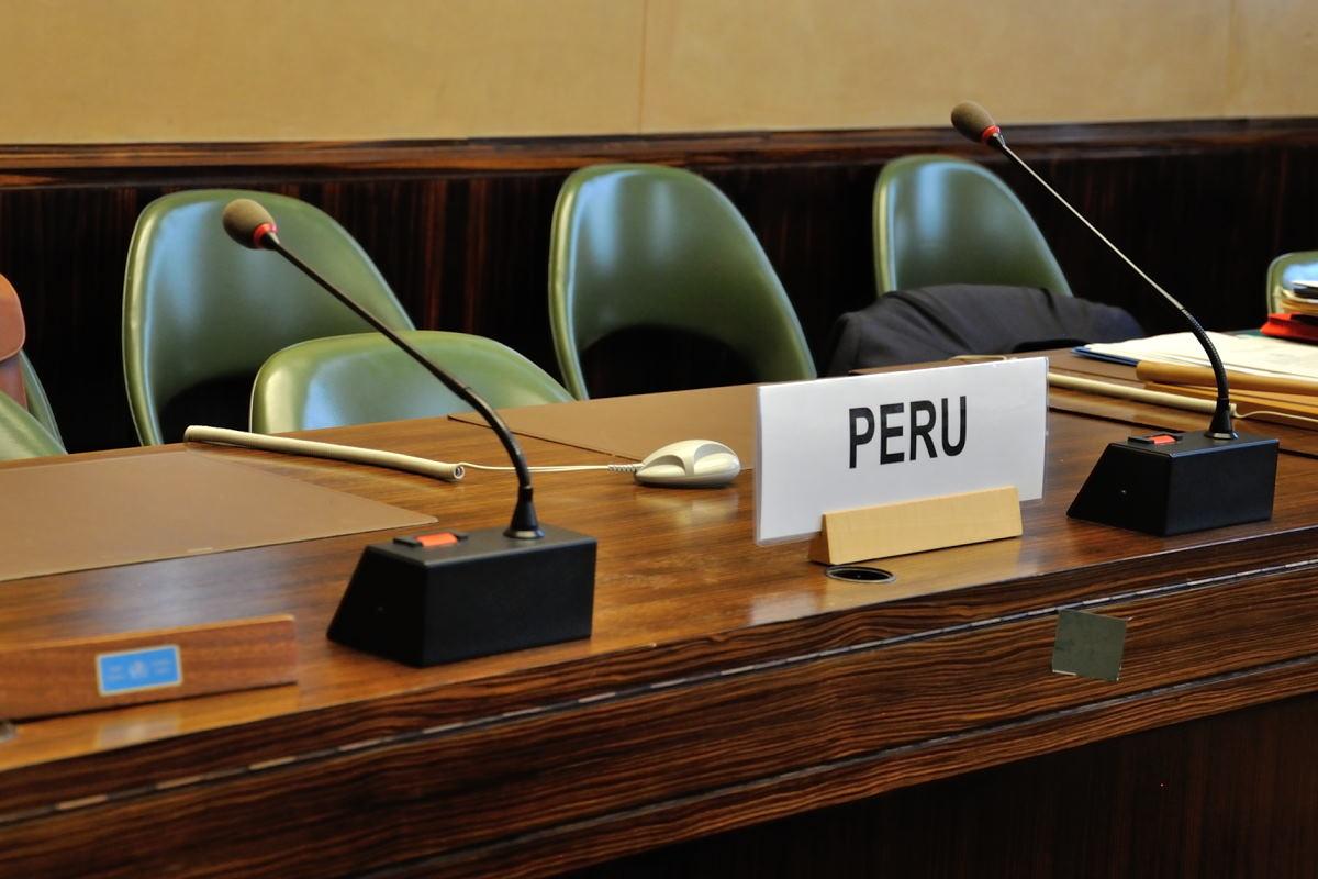Fotoreportaje actualizado: Perú ante el Comité sobre Trabajadores Migratorios