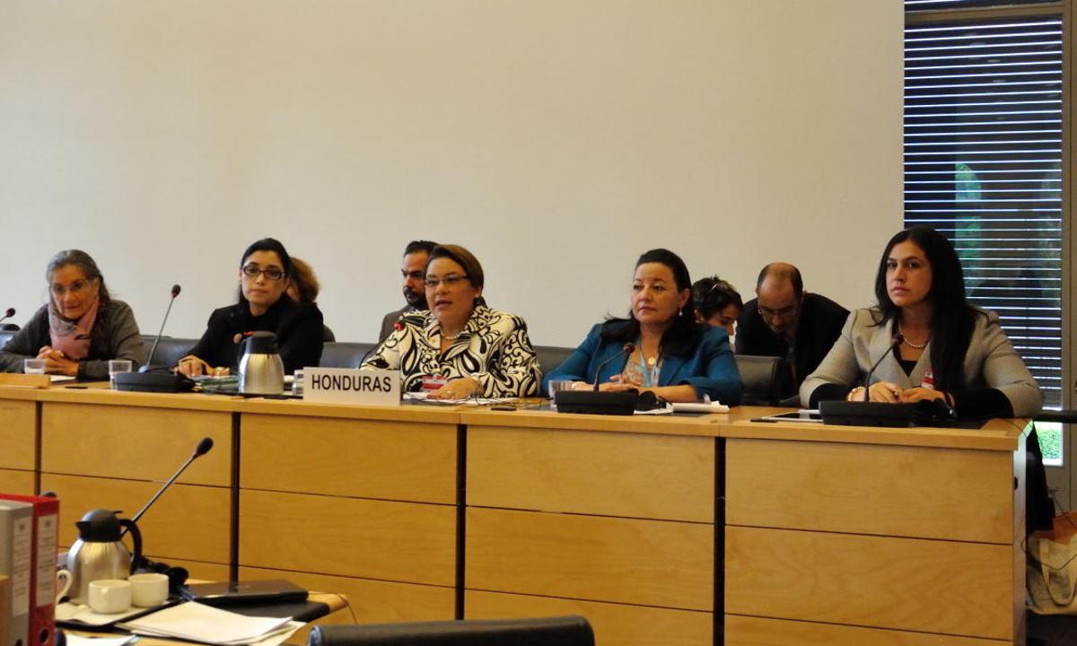 Honduras admite ausencia de legislación contra trata de niños
