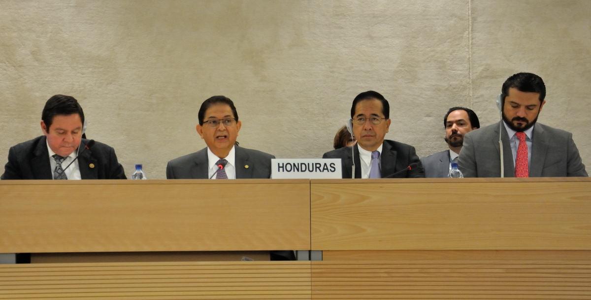 EPU: Países recomendaron a Honduras perseguir ataques a periodistas y defensores de DDHH
