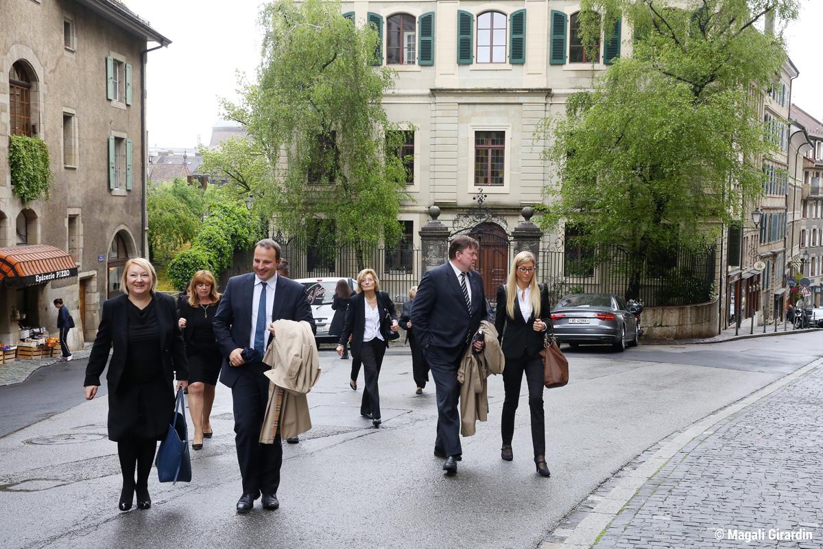 Tribunal de Ginebra confirmó cadena perpetua contra Erwin Sperisen por 10 asesinatos