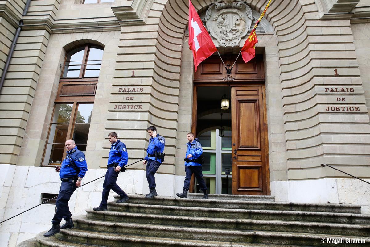 Sperisen de nuevo al banquillo: inicia juicio en instancia de apelación