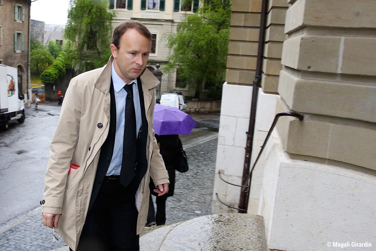Fiscalía exige condena de Sperisen por su responsabilidad jerárquica en la PNC