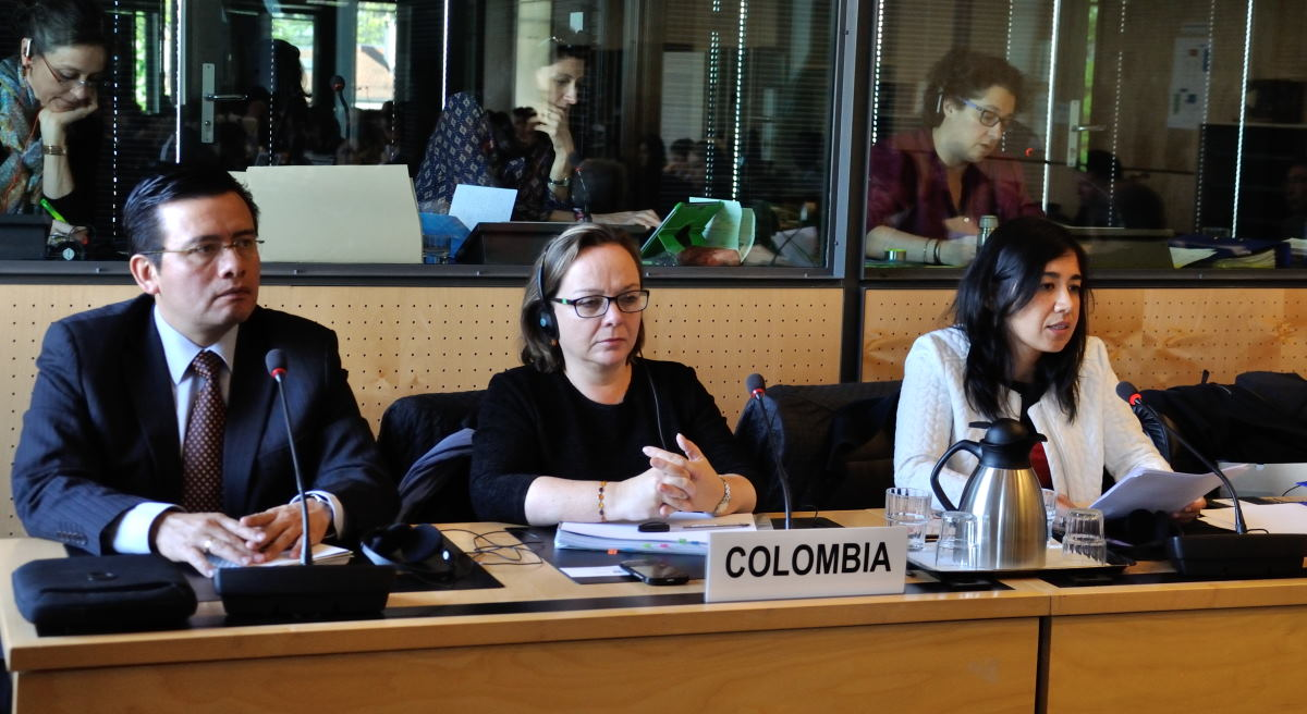 Colombia admite ante la ONU su crisis carcelaria