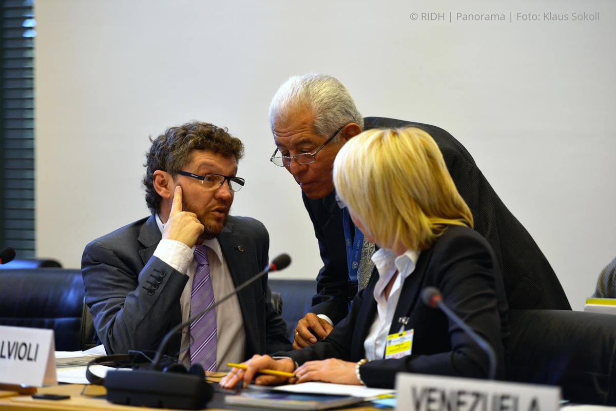 Actualización Fotoreportaje: Venezuela ante el Comité de Derechos Humanos de la ONU