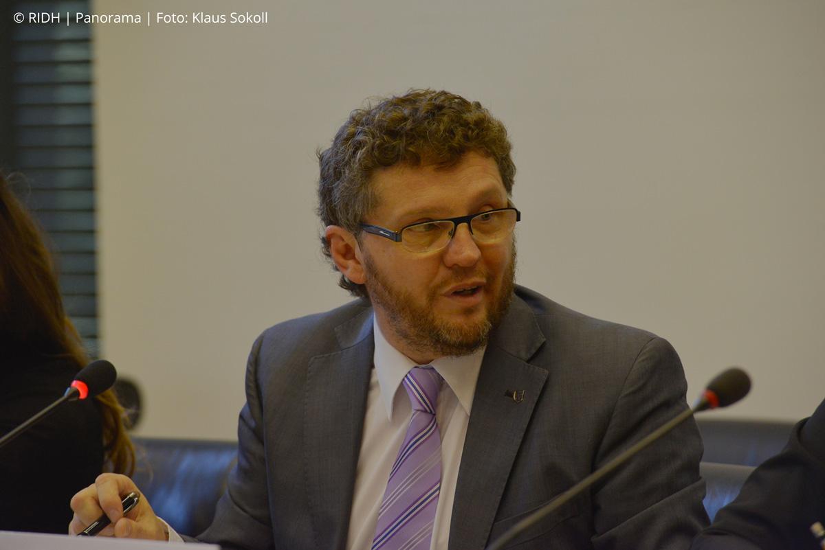 """""""El sistema interamericano se inspira en el trabajo del Comité de Derechos Humanos"""": Fabián Salvioli"""