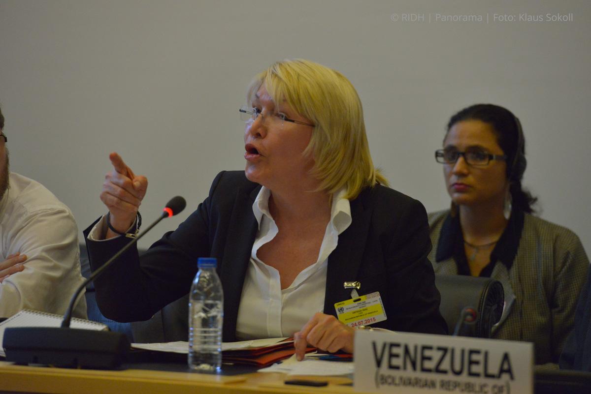 ONU preocupada por la situación de la libertad de expresión en Venezuela