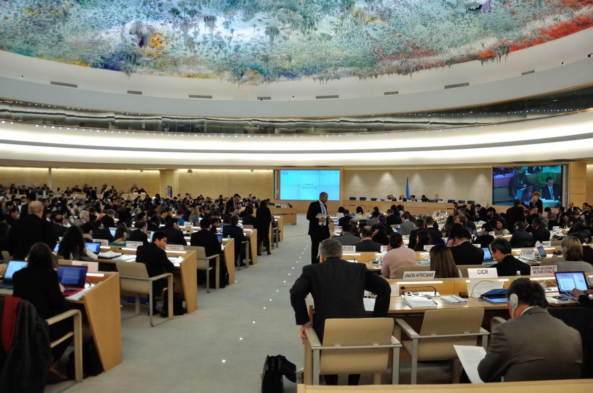 La ONU adoptó una resolución para proteger los derechos humanos en Internet