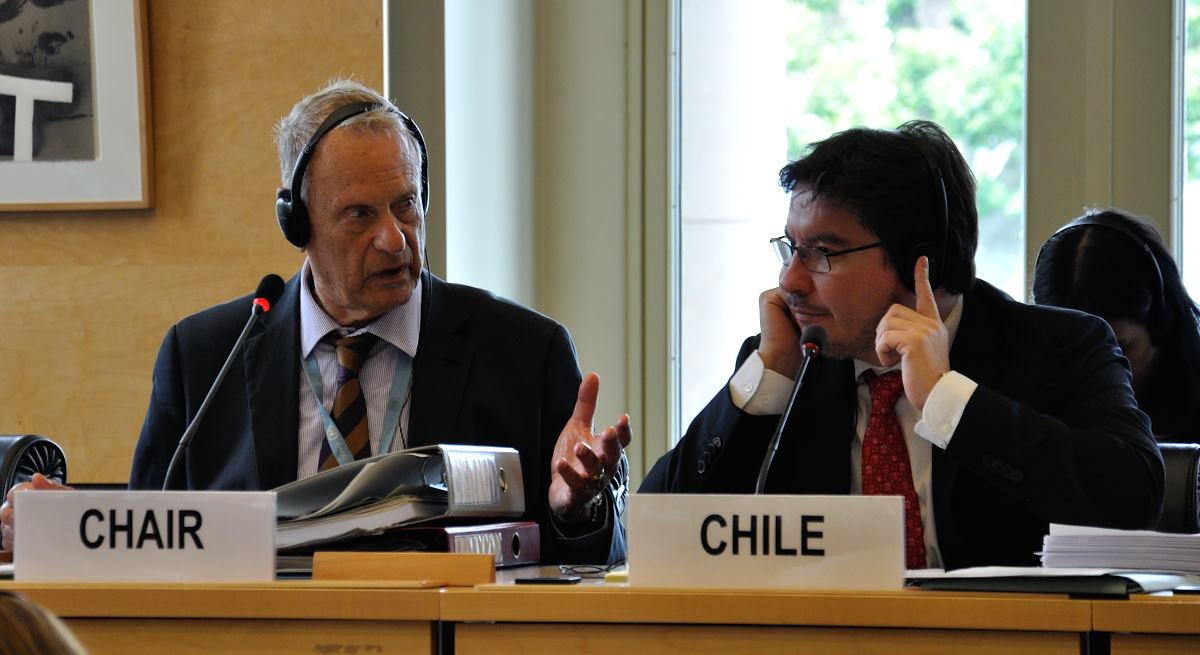 Chile es un caso admirable y una decepción: experto ONU
