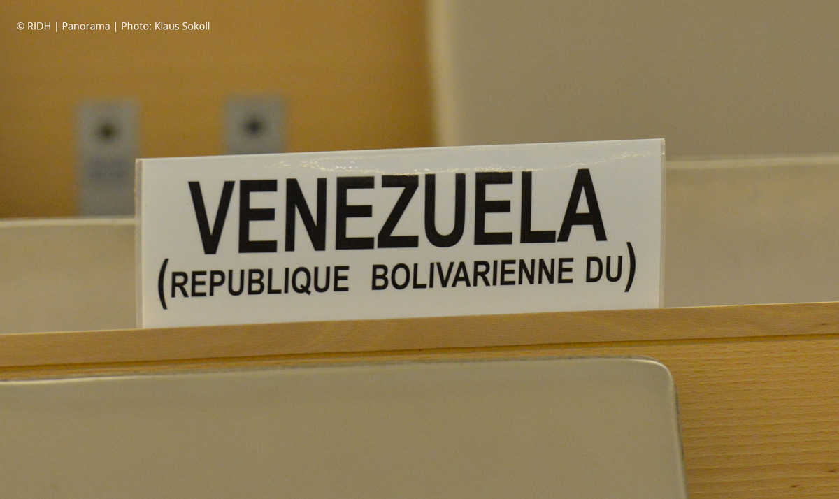 Estados Unidos confronta a Venezuela en sesión de ONU sobre Gaza
