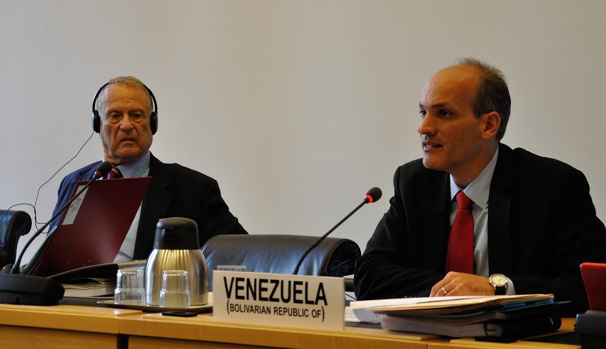 Comité ONU inquiere a Venezuela sobre corrupción y otros temas