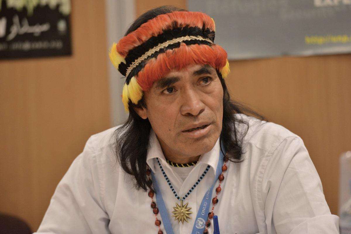 """""""Gobierno ecuatoriano viola la Constitución"""": indígenas shuar en la ONU"""