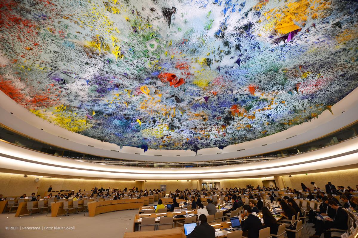 ONU adopta dos resoluciones sobre los derechos de los migrantes en tránsito