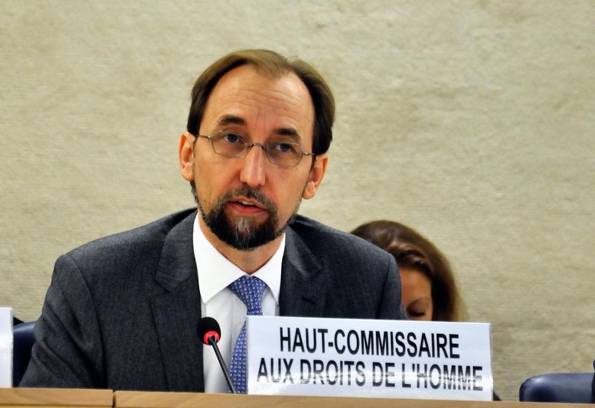 """Alto Comisionado para los Derechos Humanos está """"molesto y exhausto"""""""