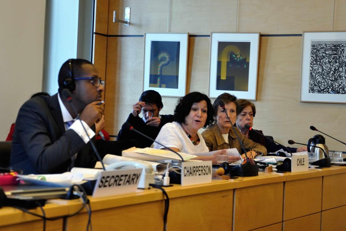 ONU urge a Chile a reconocer derechos de indígenas en la Constitución
