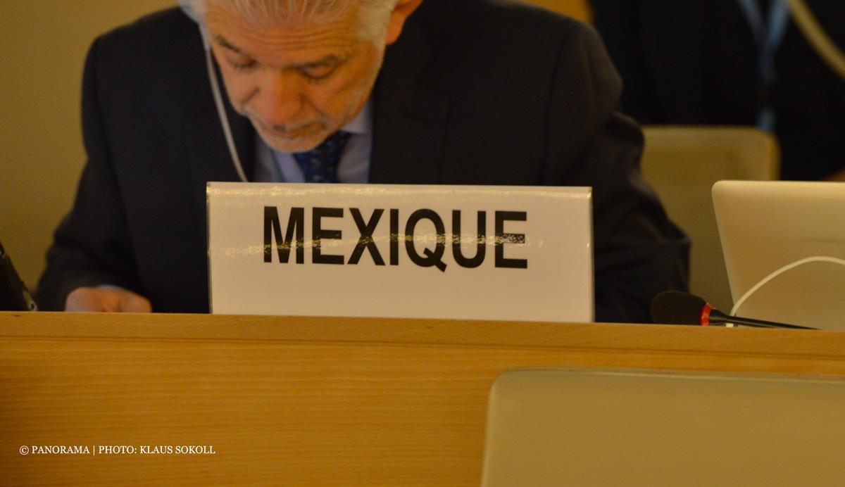 Espera ONU respuestas de México sobre Desaparición Forzada