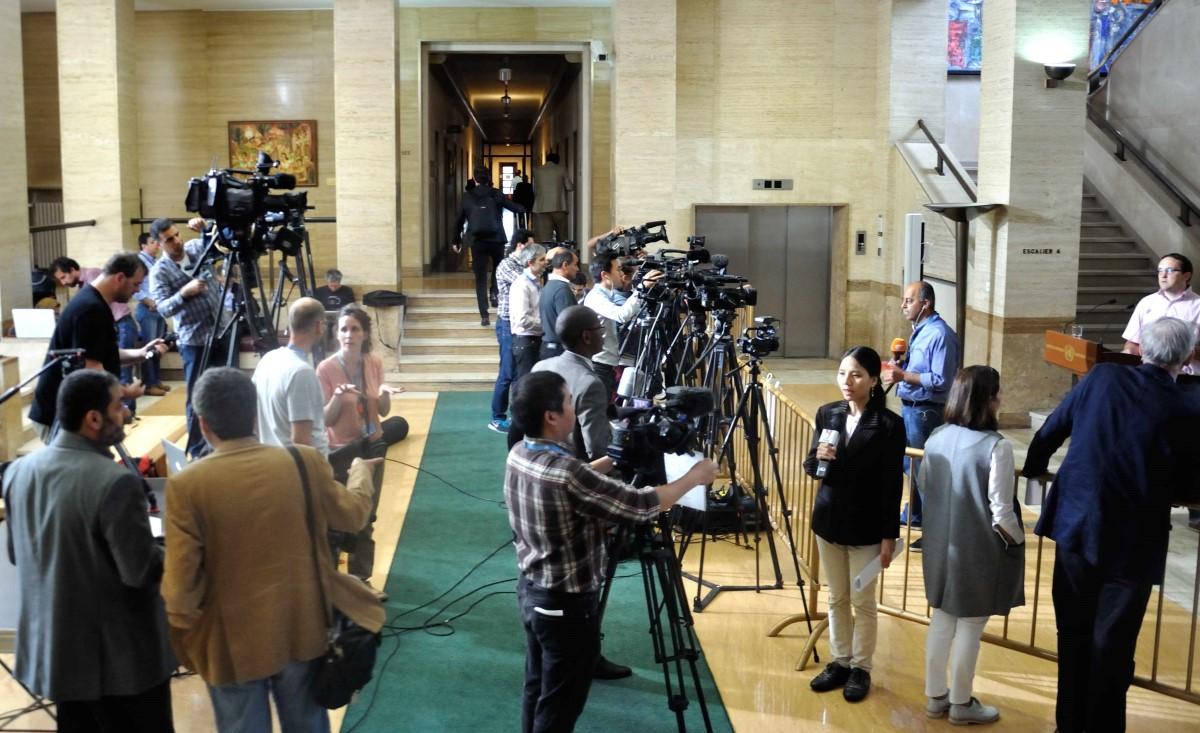 Seguridad de periodistas es un problema mundial profundamente arraigado: ONU